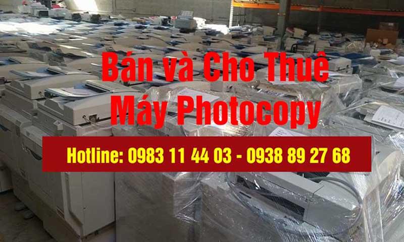 Giới thiệu về công ty bán máy photocopy giá rẻ tại Tp Hồ Chí Minh