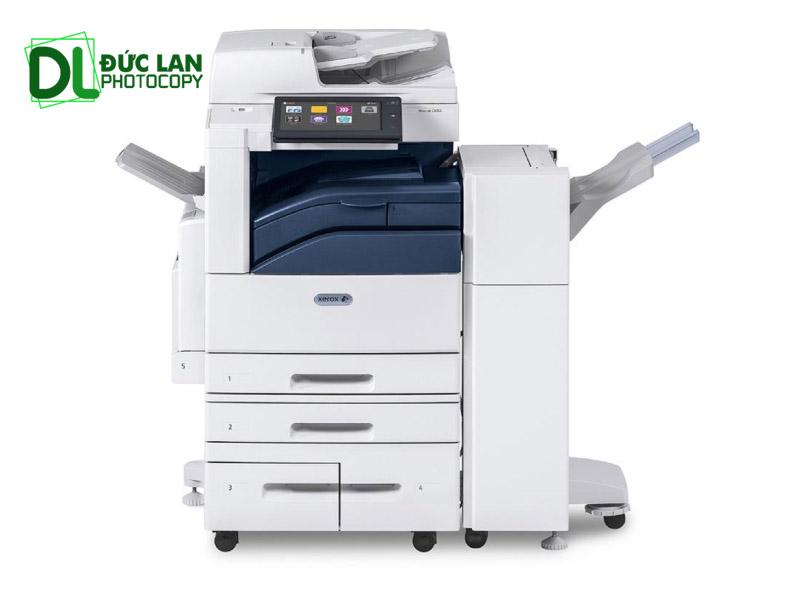 Xerox - Thương hiệu máy photocopy lâu đời nhất hiện nay