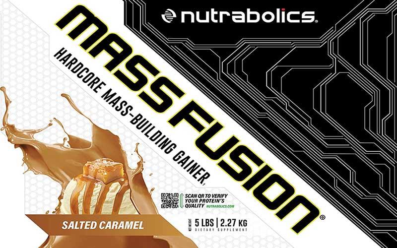 Mass Fusion sản phẩm tăng cân hàng đầu