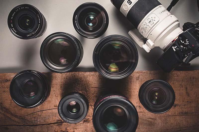 Lựa chọn thương hiệu ống kính