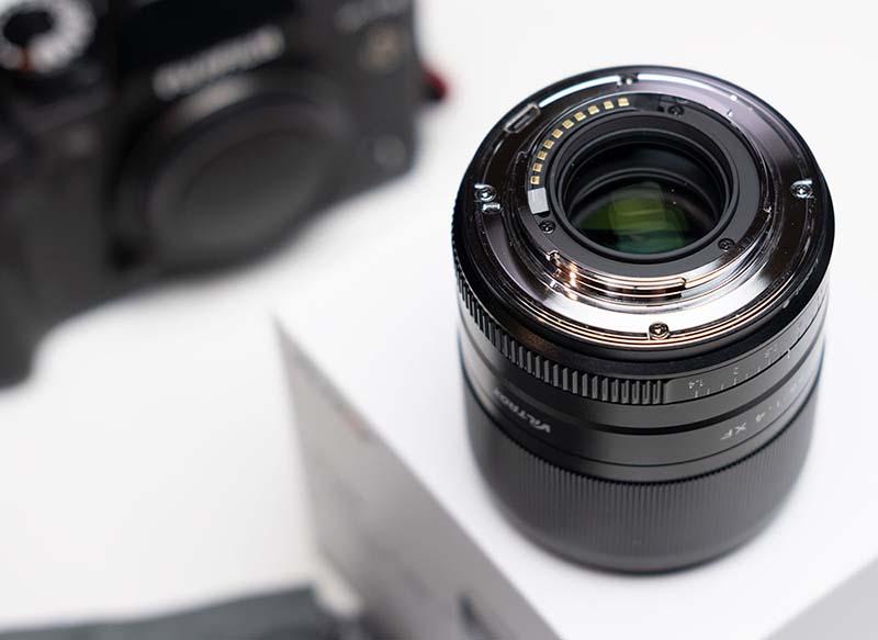 Ống kính Viltrox AF 56mm F/1.4 STM