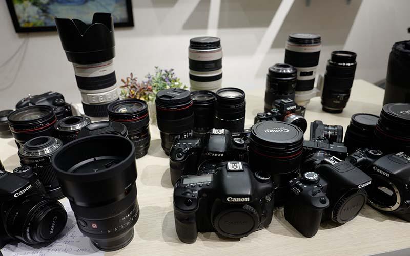 Cam kết của Máy ảnh Hoàng Tô về dịch vụ thua mua máy ảnh cũ