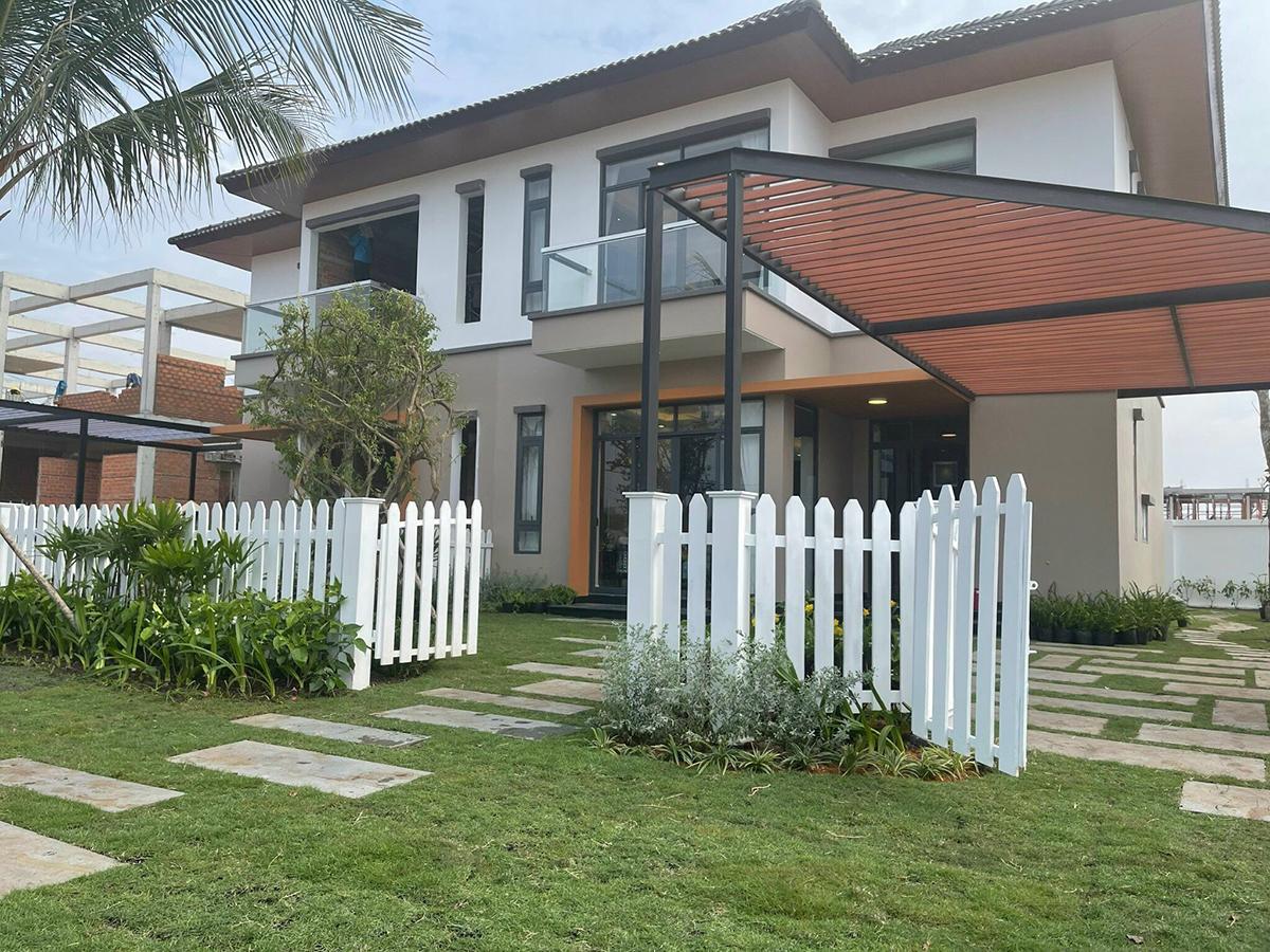 Nhà vườn tại dự án