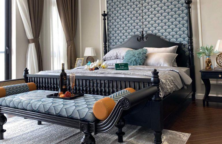 Thiết kế phòng ngủ tại dự án