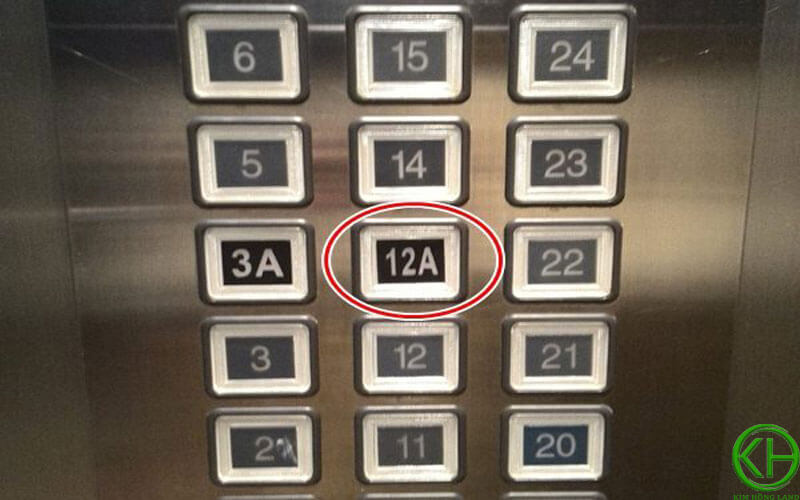 Chung cư không có tầng 13